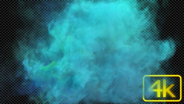 Thumbnail for Colorful Smoke