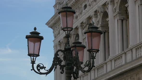 Thumbnail for A lamp posts