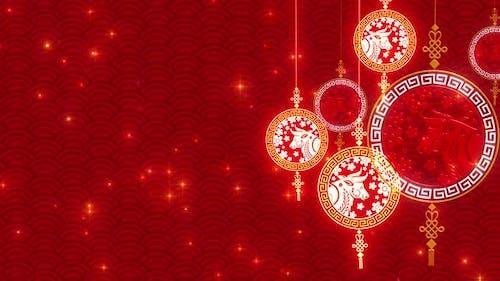 Chinese New Year Background HD