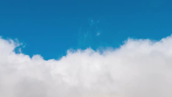 Thumbnail for Flying Through Clouds