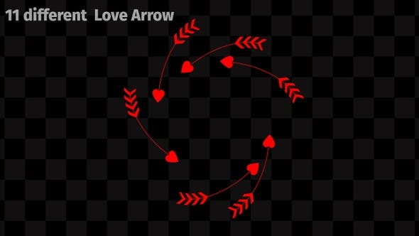 Thumbnail for 11 Love Arrow