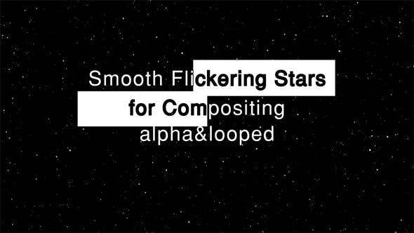 Thumbnail for Smooth Flickering Stars