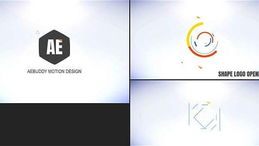 Thumbnail for Shape Logo Opener - Teja