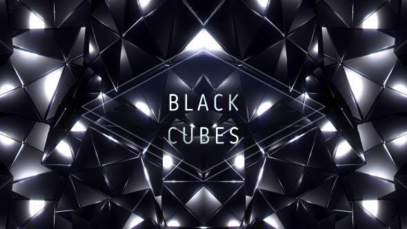 Thumbnail for Black Cubes
