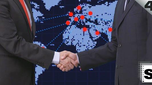 Thumbnail for Handshake Businessman