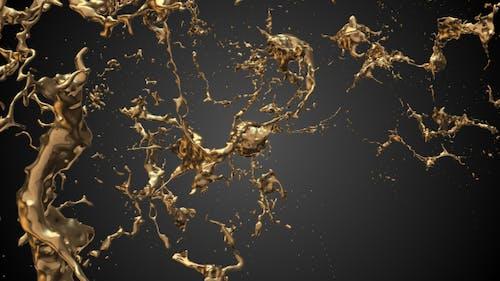 Liquid Expansion Gold