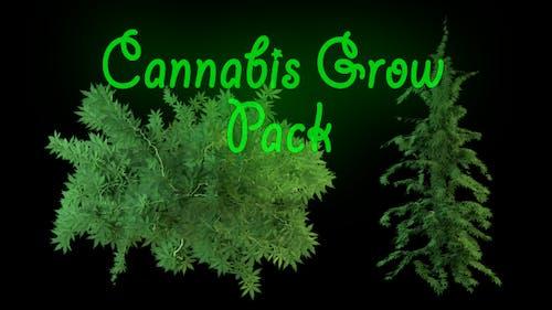 Cannabis Grow Pack