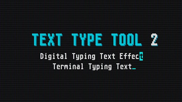 Text Type Tool 2