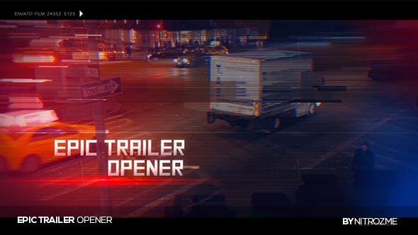 Thumbnail for Epic Trailer Opener