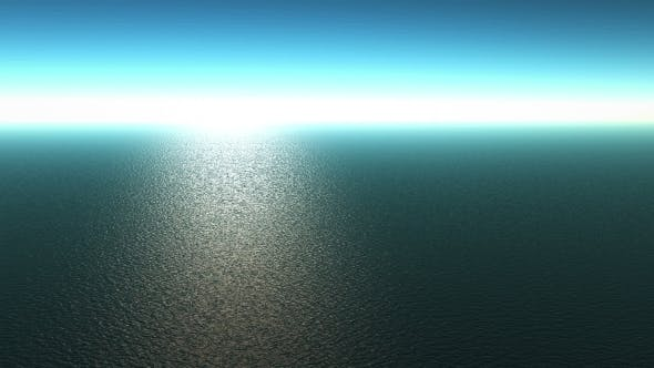 Thumbnail for The Computer Generated a Beautiful Sea Scene From a Bird's Eye View