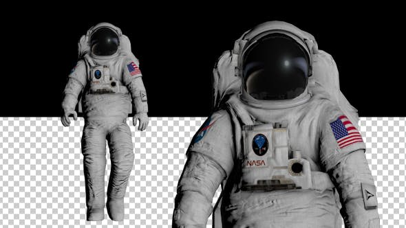 Thumbnail for Astronaut