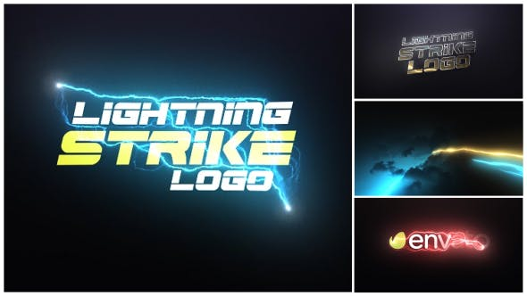 Thumbnail for Lightning Strike Logo