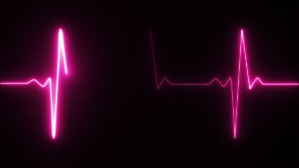 Thumbnail for Heart Beat Pulse in Pink