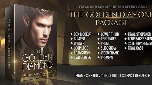The Golden Diamond Awards Package