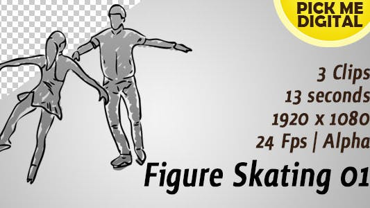 Cover Image for Figure Skating 01