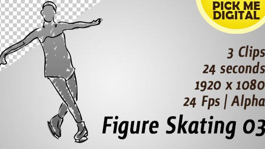 Cover Image for Figure Skating 03