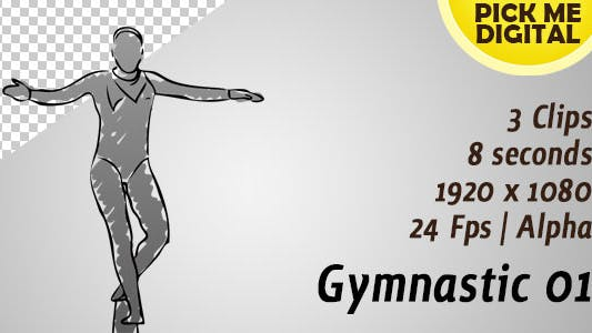 Thumbnail for Gymnastic 01