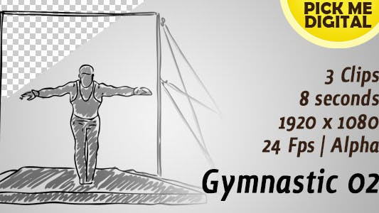 Thumbnail for Gymnastic 02