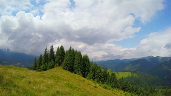 Thumbnail for Summer Mountains Landscape