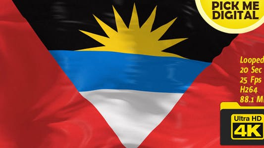 Cover Image for Antigua and Barbuda