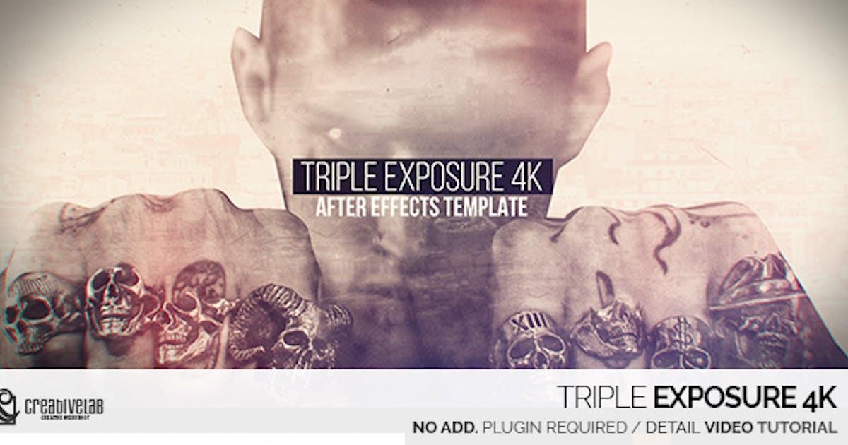 Download Triple Exposure 4K by creativelab