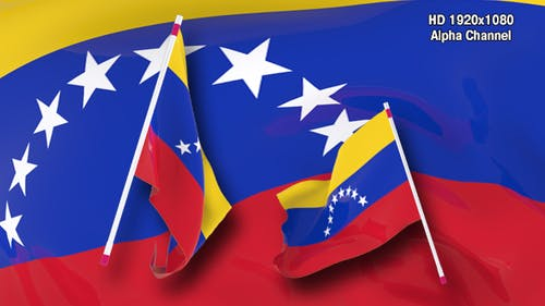 Flag Transition - Venezuela