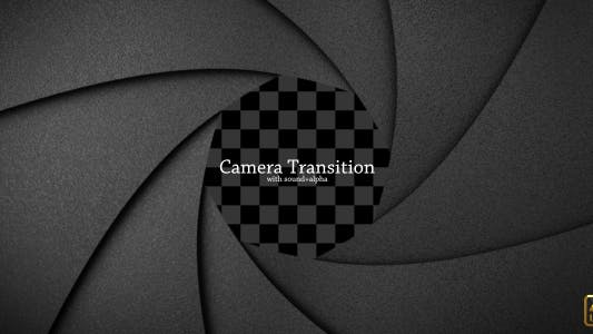 Cover Image for Camera Shutter Transition