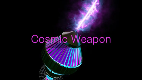 Thumbnail for Cosmic Weapon Footage