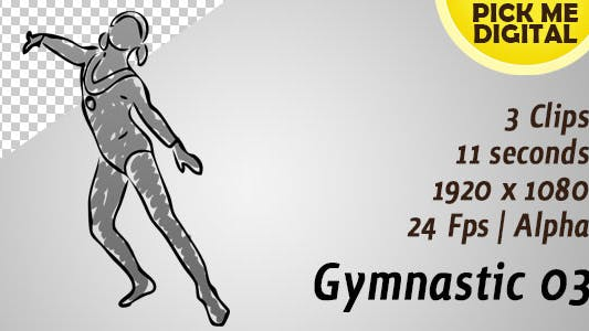 Thumbnail for Gymnastic 03