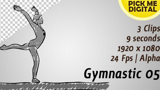 Thumbnail for Gymnastic 05