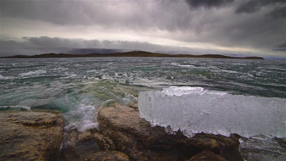 Thumbnail for Melting of Ice on the Lake