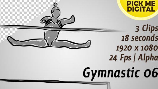 Thumbnail for Gymnastic 06