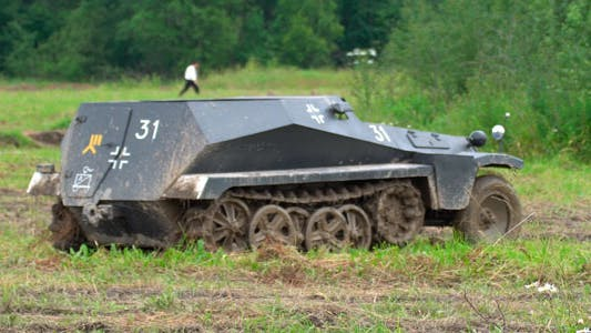Thumbnail for War. Personnel Carrier