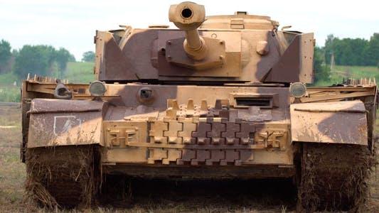 Thumbnail for War. Tank