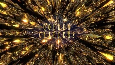 Golden Glitters