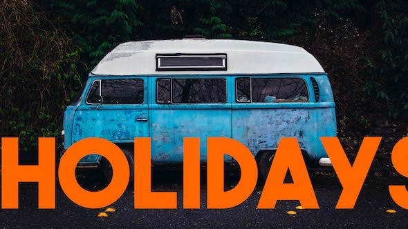 Cover Image for Colourful Summer Slideshow