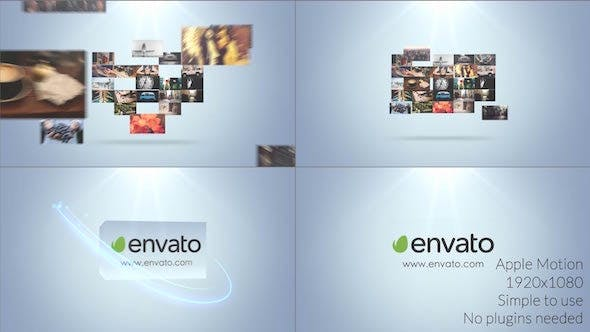 Simple Multi Video Logo