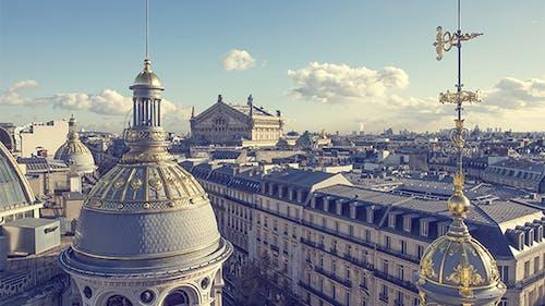 Paris, France - The 'Grands Boulevards'