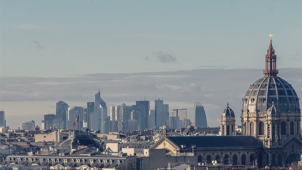 Thumbnail for Paris, France - The Saint Augustin Church