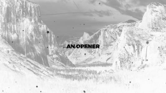 Thumbnail for Stomp Typography Openers