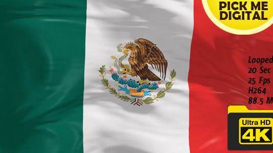 Thumbnail for Mexico Flag