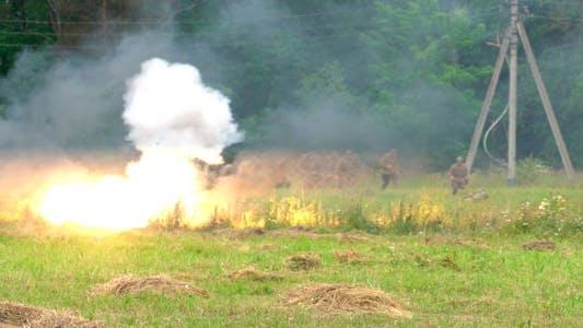 Thumbnail for War. Infantry