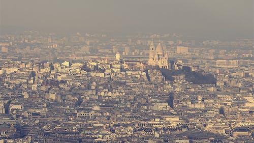 Paris, France - Basilica of the Sacred Heart of Paris