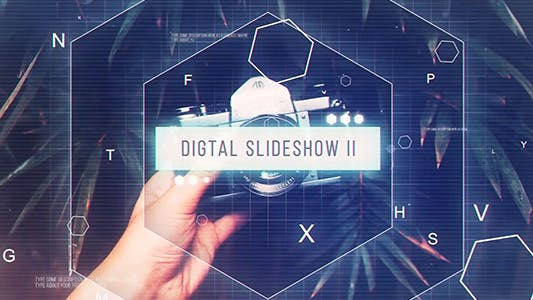 Thumbnail for Digital Slddeshow