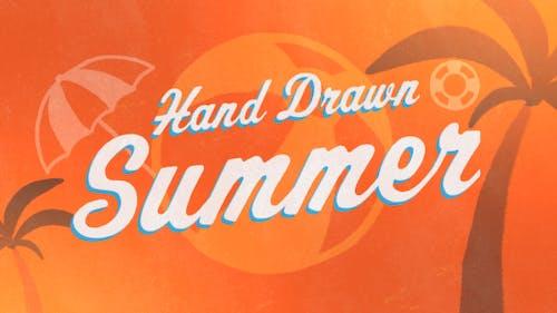 Hand Drawn Summer