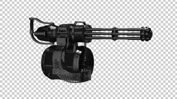 Thumbnail for Minigun Transformation