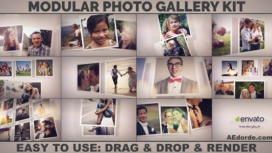 Thumbnail for Modular Photo Gallery Kit