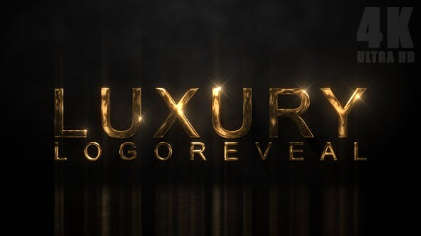 Thumbnail for Luxury Logo Reveal