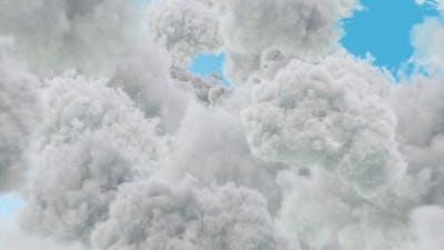 Cloudscape Flight