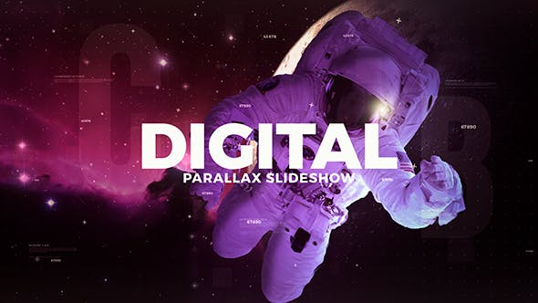 Thumbnail for Diaporama numérique Parallax